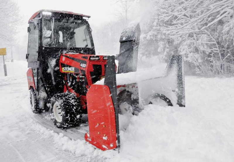Steiner Professional Snowblower