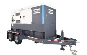 Atlas Copco Power Technique Adds Two New Generators to Lineup