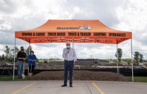 Friday Congrats: Buyers Products Breaks Ground on Massive Warehouse Expansion
