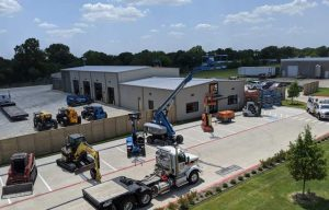 H&E Equipment Services Opens a New Branch in McKinney, Texas