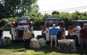 Dealer Watch + Friday Congrats: Norris Sales Company Awarded Takeuchi's Northeast Dealer of the Year
