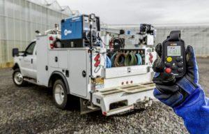 Miller Releases New Wireless Interface Control for Trailblazer and Big Blue Welder Generators