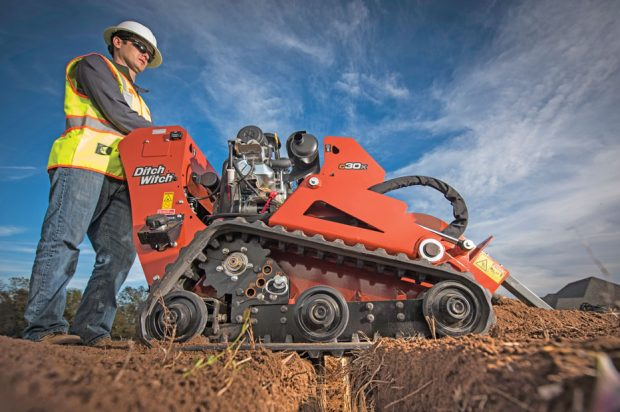 Trench Talk: Let's Discuss Buying a Walk-Behind Trencher
