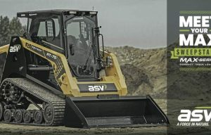 ASV Sweepstakes: Win a 1-Year Lease on One of Those New High-Concept MAX-Series Loaders