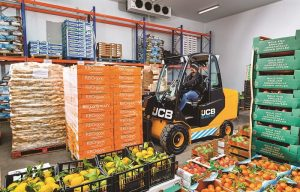 JCB Launches the 66-40E Electric Teletruk