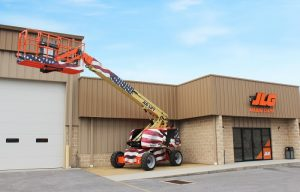 JLG Encourages Employees to Vote by Supporting AEM's I Make America 'Equipped To Vote' Campaign