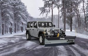 Meyer Is Selling Its Snowplows and Spreaders at Ram and Jeep Dealers