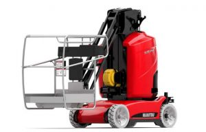Manitou Adds the New VJR 26 Vertical Mast to Its Growing North American MEWP Offerings