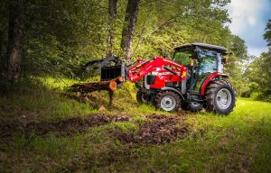 AGCO Introduces Massey Ferguson 1800M and 2800M Series Compact Tractors