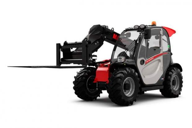 It's Friday, Time for Slackdom, so Enjoy this Photo Collage of Manitou's New MLT 420 Compact Telehandler