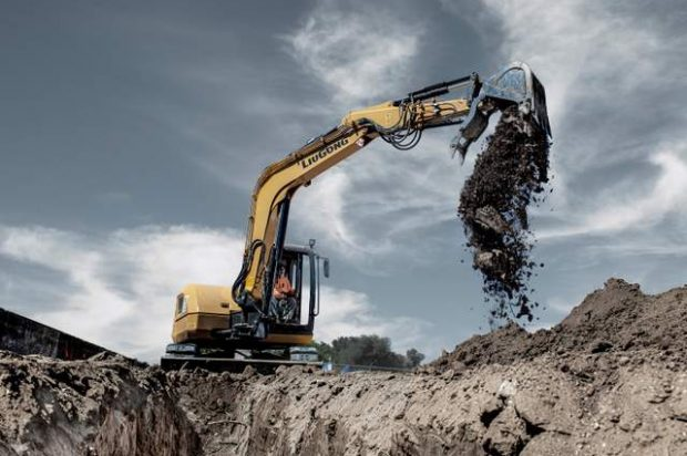 LiuGong North America Launches New 909ECR Midi Excavator