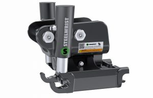 Steelwrist Expands Product Offering for Mini Excavators with TCX Tilt Coupler and S30 Quick Coupler