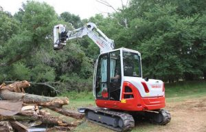 Takeuchi-US Launches New 300 Series Excavator Lineup with TB370