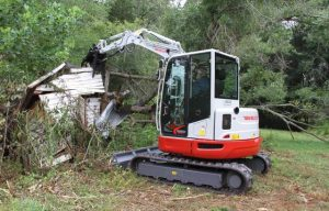 New Digs on the Block: Takeuchi Adds TB257FR Excavator to Lineup