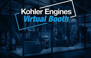 Kohler Engines Announces Kohler Virtual Booth