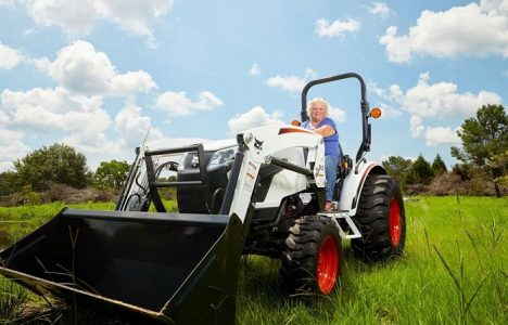 The Feel Good Story 2020 Needs: Bobcat Delivers Compact Tractor to Reboot Your A...