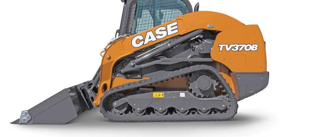 Case TV270B track loader