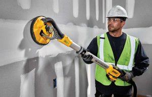 DEWALT Debuts 20V MAX Cordless Drywall Sander