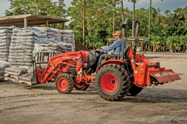 Breaking Down the Different Transmission Options for Compact Tractors