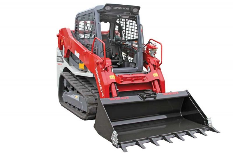 Takeuchi TL8R2 and the TL10V2