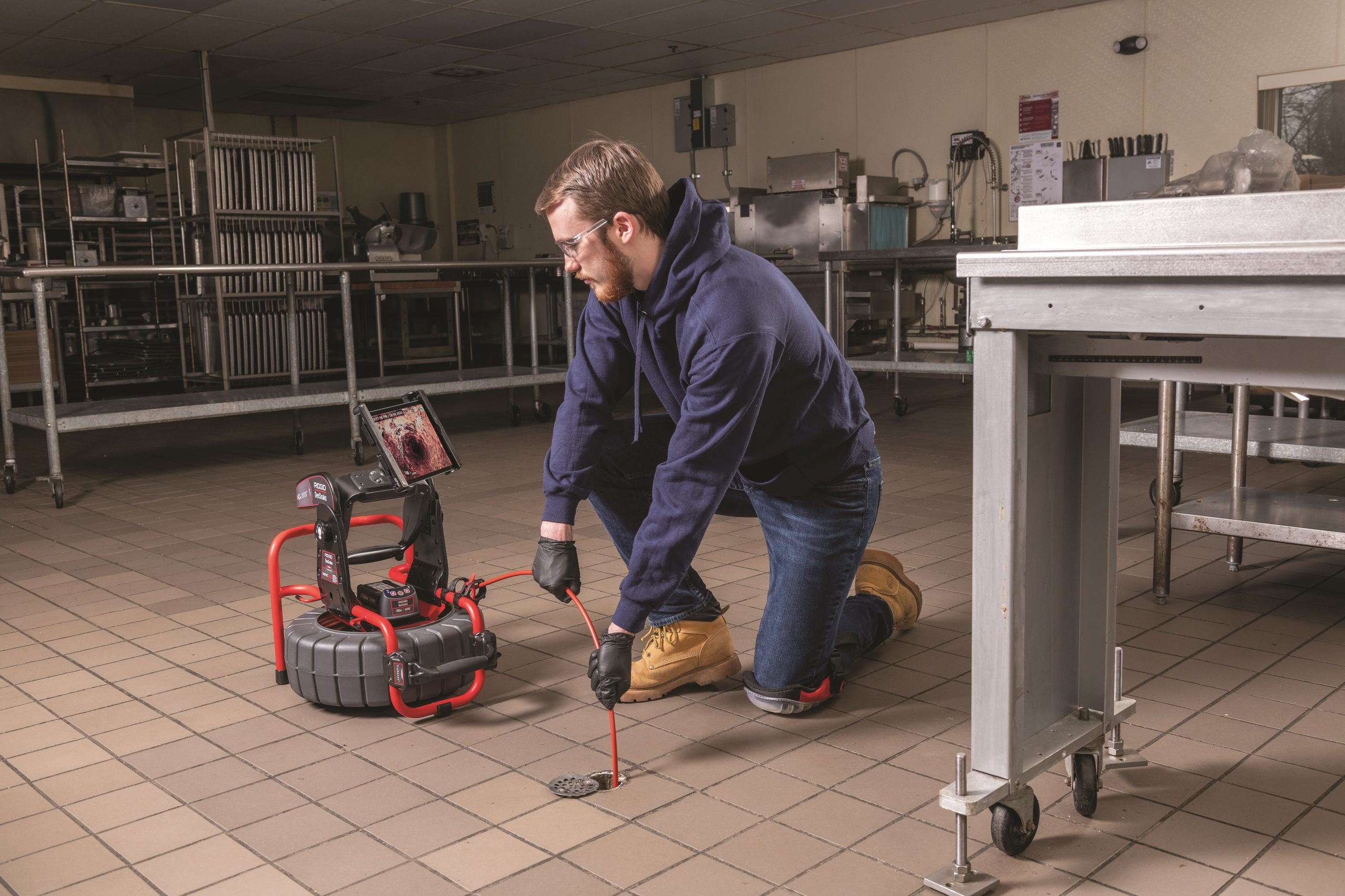 RIDGID's SeeSnake CSx Via Reel Is a Convenient Means to Stream, Capture and Share Inspection Images