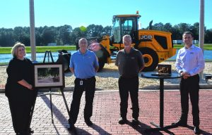 Cheers to 44 Years! JCB Celebrates Retirement of  Neil Smith