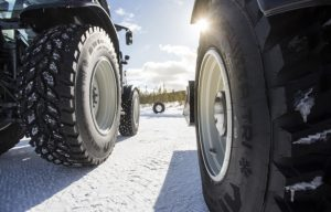 Great Images: Enjoy this Winter Photo Collage of Nokian Hakkapeliitta TRI Tractor Tires in Action