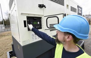 Atlas Copco Power Technique Discusses Winterizing Generators
