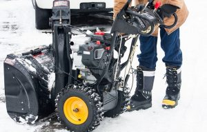 Snow Thrower Usage: Get Ready Before the First Flakes Fall, Keep Safety Top of Mind