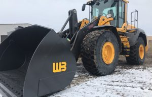 Making Buckets: Werk-Brau Introduces a New High Performance Loader Bucket Series