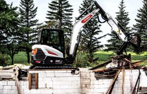 Bobcat Company Introduces the New R2-Series E60 Compact Excavator