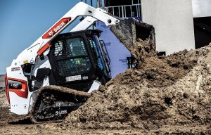 Another Day, Another New Machine: Bobcat Company Introduces the R-Series T62 and S62 Compact Loaders