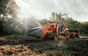 KIOTI Tractor Introduces Two All-New CS Models