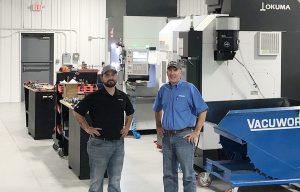 Vacuum Lift Expert Vacuworx Renovates Its Machine Shop in Tulsa