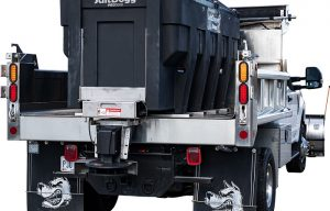 Buyers Products Upgrades 3-Cubic-Yard, Electric Spreader