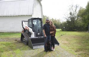 Slow Clap: Doosan Bobcat and Wounded Warrior Project Present U.S. Army Veteran with New Bobcat Compact Track Loader