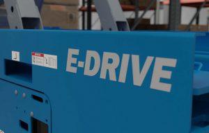 Genie Launches Enhanced Electric Drive System Across GS Slab Scissor Line