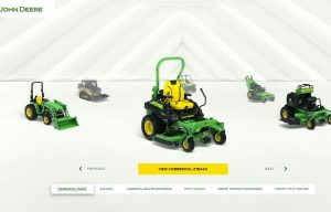 John Deere Debuts Digital Experience for Professional Landscape Contractors