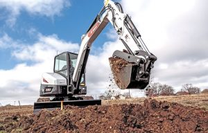 Electric Ex: Bobcat Turns to Green Machine to Help Build then Sell Alt-Propulsion Excavators