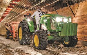 Innovative Iron Awards 2020: John Deere 4M Heavy-Duty Tractor and Kioti CX Series Tractors