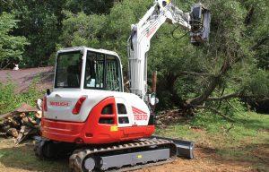 Innovative Iron Awards 2020: Takeuchi's TB370 Compact Excavator