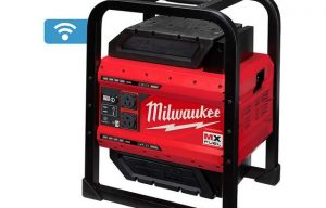 Power Move: Milwaukee Announces MX FUEL CARRY-ON 3600W/1800W Generator
