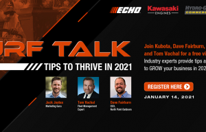 Free January 14th? Sign Up for Turf Talk!
