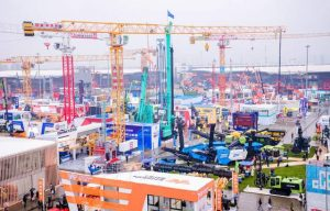 Giant bauma CHINA Tradeshow Happened Over Thanksgiving, Attracted Some 80,000 Visitors
