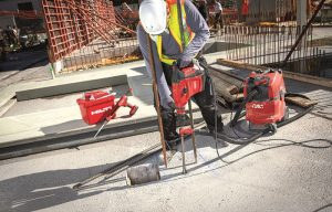 Hilti Introduces Industry's Most Powerful SDS-Max Combination Hammer Drill