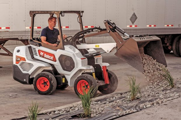 Loader Showdown: Small Articulated Loaders vs.  Traditional Compact Wheel Loaders