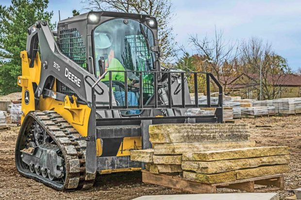Track Tips: Insights into Managing a Compact Track Loader's Rubber Treads