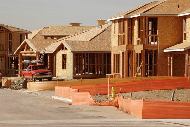 housing home construction truck