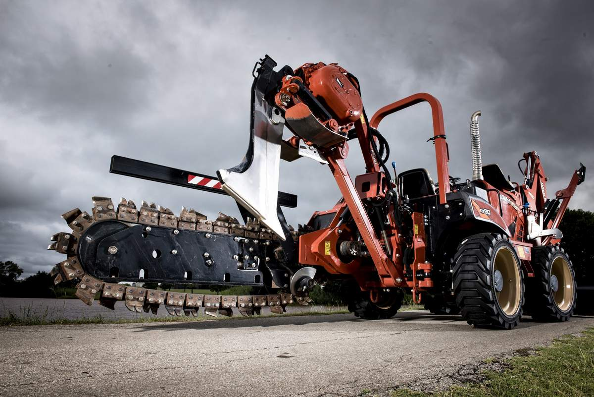 Ditch Witch RT 80