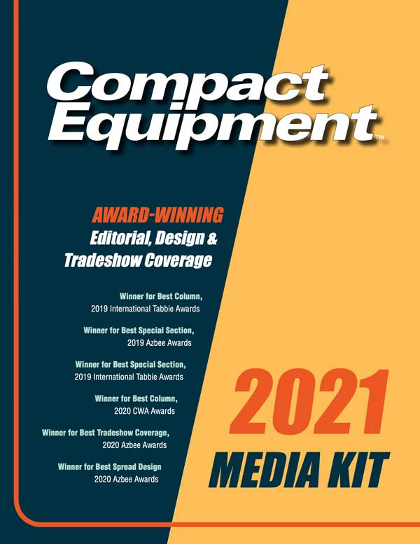 Compact Equipment Media Kit